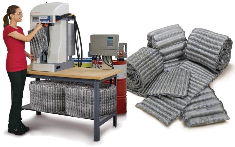 Instapak 174 Equipment Coral Packaging