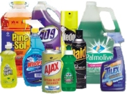Janitorial Products- Chemicals